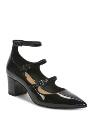 Rave Leather Pumps by Tahari
