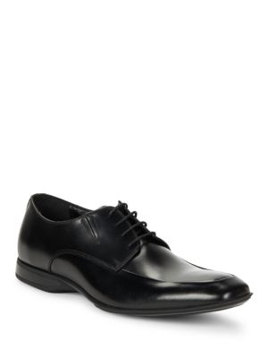 Sharp Square Toe Leather Dress Shoes by Kenneth Cole REACTION