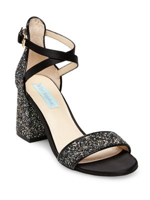 Lane Open-Toe Dress Sandals by Betsey Johnson