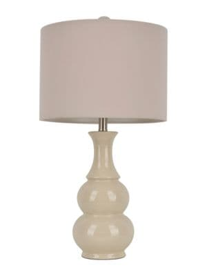 Tiered Table Lamp