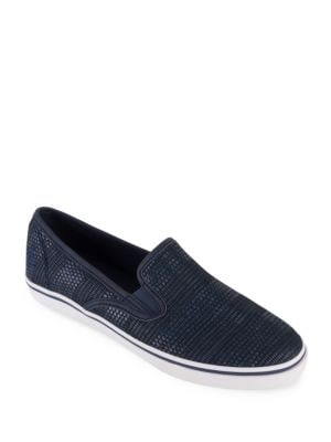 Janis Slip-On Sneakers by Lauren Ralph Lauren