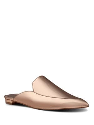 Alibelle Point Toe Mules by Nine West