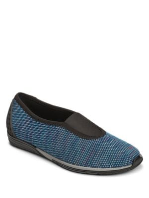 Textured Memory Foam Slip-On Flats by Aerosoles