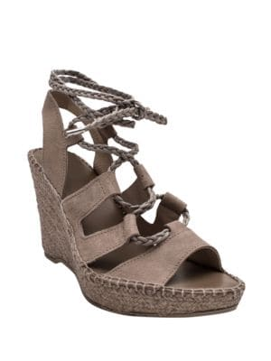 Raina Casual Wedge Espadrilles by Andre Assous