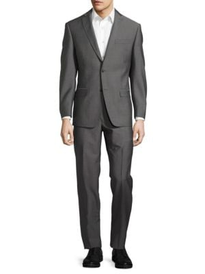 Wool and Mohair Pants Suit by Michael Kors