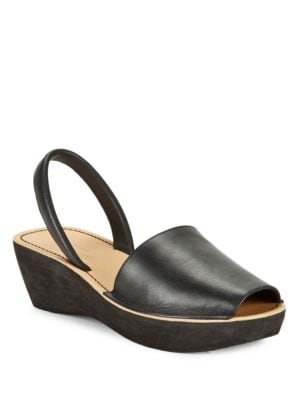 Fineglass Platform Slingback Sandals by Kenneth Cole REACTION