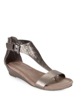 Great Gal 3 Wedge Heel Sandals by Kenneth Cole REACTION