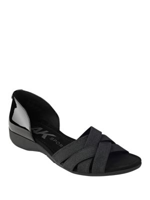 Keira Open Toe Sandals by Anne Klein