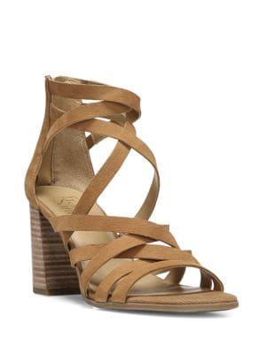 Madrid Leather Sandals by Franco Sarto