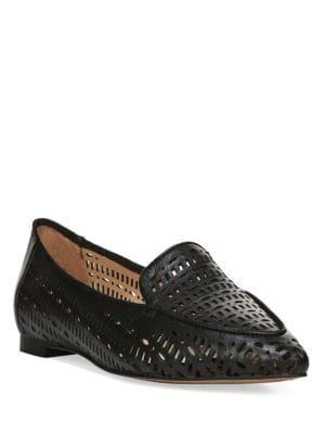 Soho Point-Toe Cutout Flats by Franco Sarto