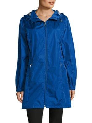 Packable Water Resistant Jacket by Calvin Klein