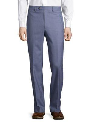 Textured Wool Pants by Lauren Ralph Lauren