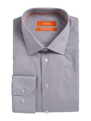 Microdot Dress Shirt by Vince Camuto