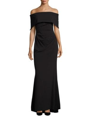 Off-the-Shoulder Gown by Vince Camuto