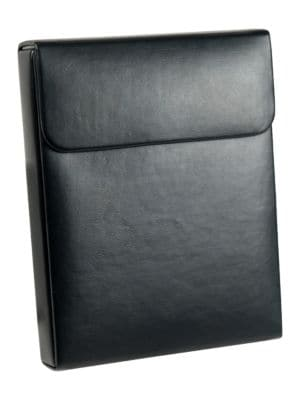 Faux Leather Watch Case...
