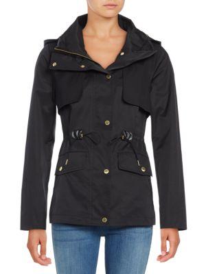 Textured Waterproof Jacket by Cole Haan