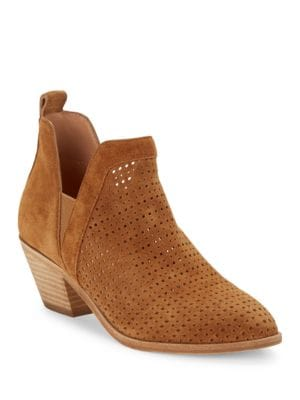 Bonnie Lasercut Ankle Boots by Sigerson Morrison
