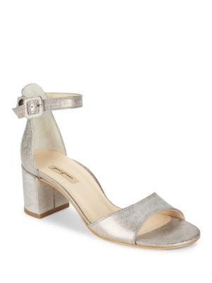 Lonnnie Block Heel Sandals by Paul Green