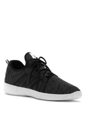 Havala Knitted Lace-Up Sneakers by Ed Ellen Degeneres