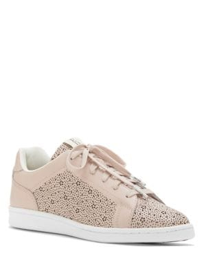 Chaperf Leather Lace-Up Sneakers by Ed Ellen Degeneres