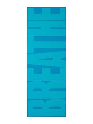 Breathe Printed Premium Yoga Mat 5MM