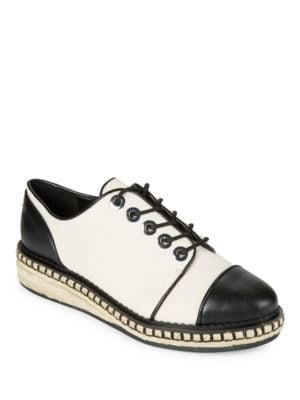 Lena2 Cap Toe Oxfords by Karl Lagerfeld Paris