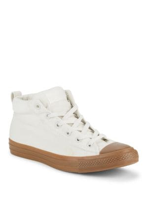 Chuck Taylor All Star Street Mid-Top Sneakers