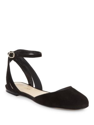 Begany Suede Flats by Nine West