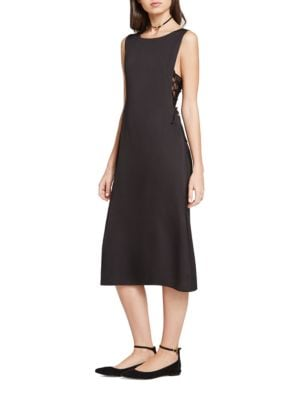 Mid-Calf Flared Dress by BCBGeneration