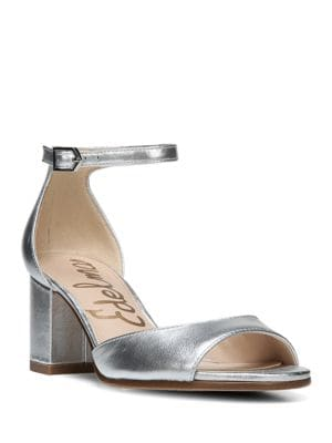 Susie Block Heel Sandals by Sam Edelman