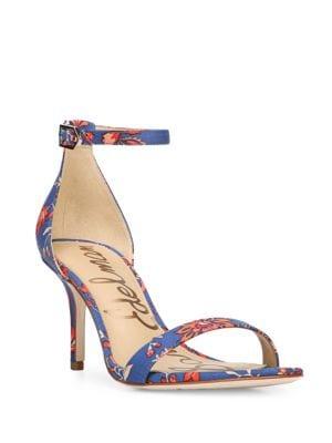 Patii Mid Heel Sandals by Sam Edelman