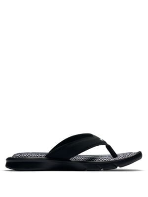 Ultra Comfort Printed Thong Sandals 500033277203