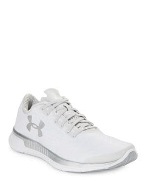 Women's Charged Lighting Textured Sneakers by Under Armour