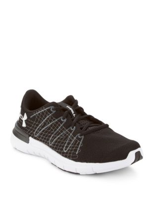 Thrill Embroidered Athletic Sneakers 500033395401