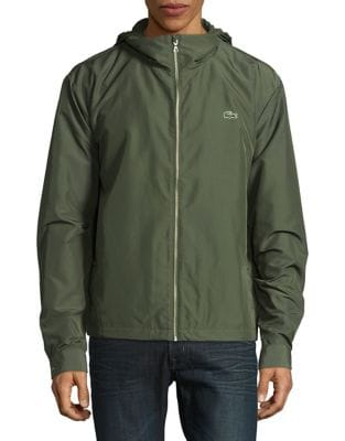 Lightweight Taffeta Jacket by Lacoste