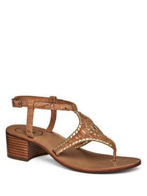 Elise Embellished Sandals by Jack Rogers