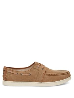 Culver Boat Shoes by TOMS