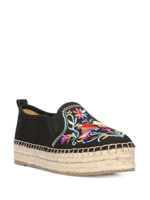 Carrin Espadrille Platforms by Sam Edelman