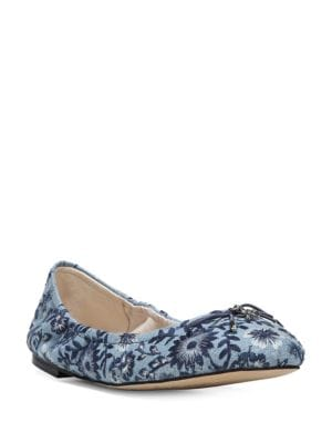 Felicia Patterned Flats by Sam Edelman
