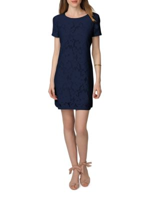 Easy Shift Dress by Donna Morgan