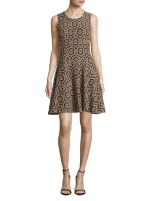 Sleeveless Lace Dress by Tommy Hilfiger