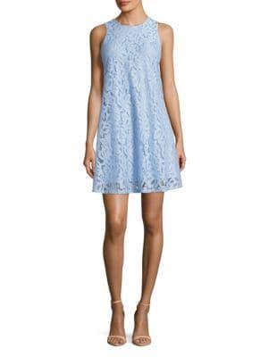 Trapeze Lace Dress by Tommy Hilfiger