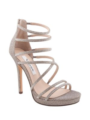 Finessa High Heel Sandals by Nina