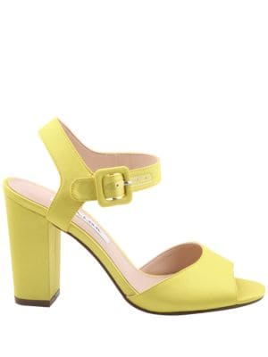 Shirley Yelst Chunky Heel Sandals by Nina