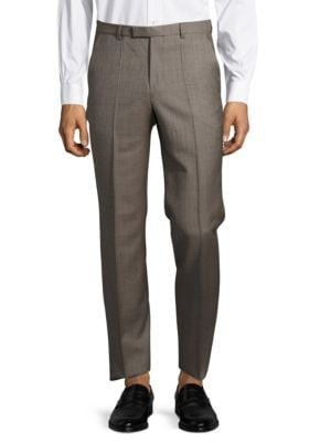 Straight-Leg Wool Pants by Hugo
