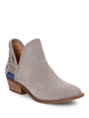 Kambry Studded Ankle Boots by Lucky Brand