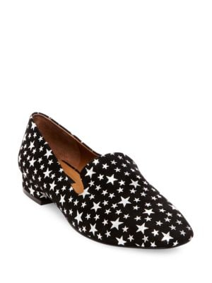 Sammy Star Printed Loafers by Design Lab Lord & Taylor