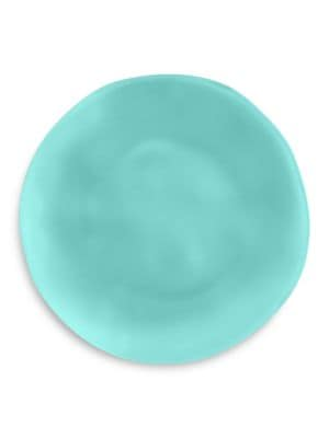 Sea Glass Teal Dinner Plate