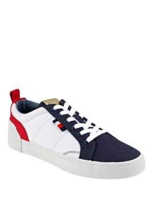 Priss Lace-Up Sneakers by Tommy Hilfiger