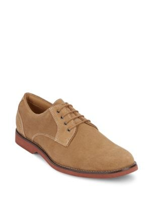 Proctor Suede Oxfords by G.H. Bass
